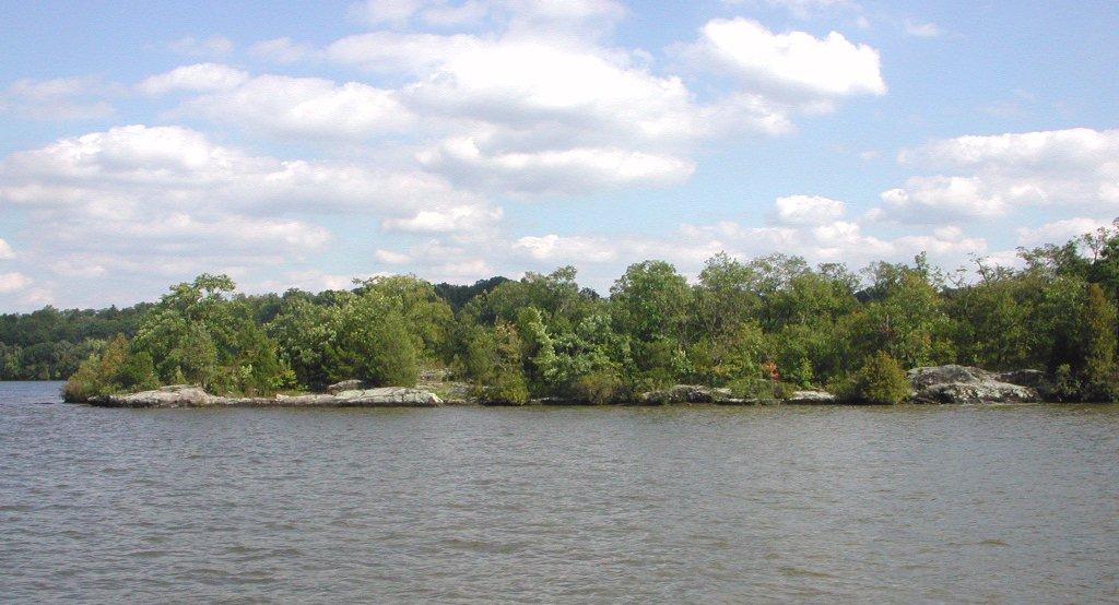 Esopus Island Area Hudson River